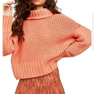 NWT Free People My Only Sunshine Sweater